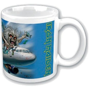 Iron Maiden - Flight 666 - Mugg