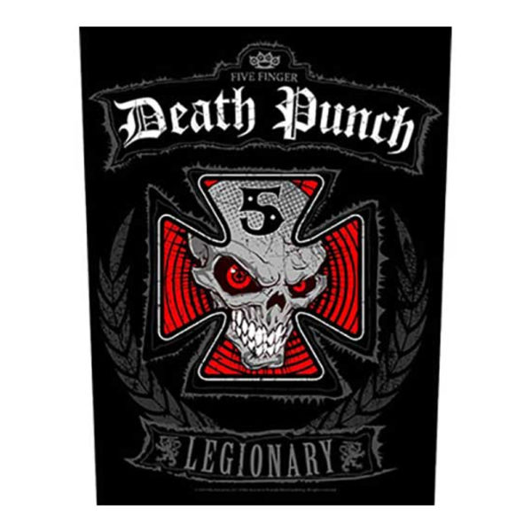 Five Finger Death Punch - Ryggmärke - Legionary