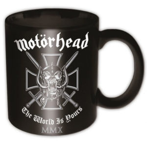 Motörhead - Iron Cross - Mugg