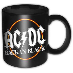 AC/DC - Back In Black - Mugg