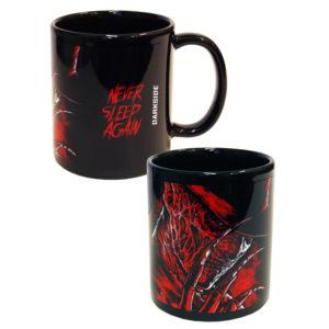 Freddy Krueger - A Nightmare on Elm Street - Mugg