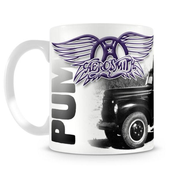Aerosmith - Pump - Mugg