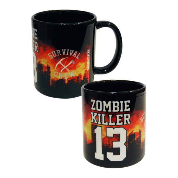 Darkside - Zombie Killer 13 - Mugg