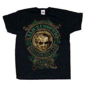 Alice Cooper - Barn T-Shirt - Billion Dollar Baby