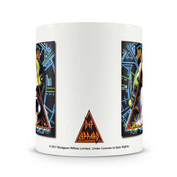 Def Leppard - Mugg - Hysteria Cover
