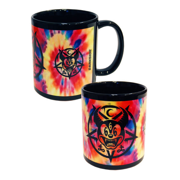 Mickey Mouse, 666 Die - Mugg