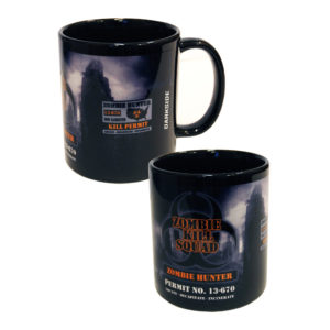 Darkside - Zombie Hunter - Mugg