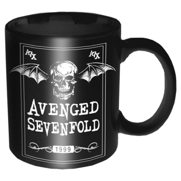 Avenged Sevenfold - Mugg - Death Bat