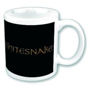 Whitesnake - Mugg - Crest Logo
