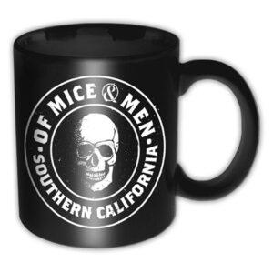 Of Mice & Men - Mugg - Badge - Special Edition