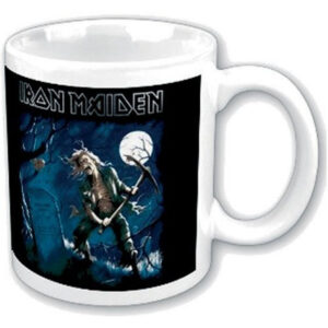 Iron Maiden - Mugg - Benjamin Breeg