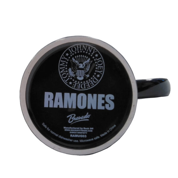 Ramones - Mugg - Rocket to Russia