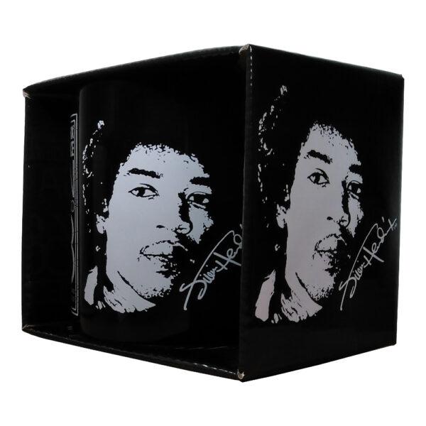 Jimi Hendrix - Mugg - San Francisco 68