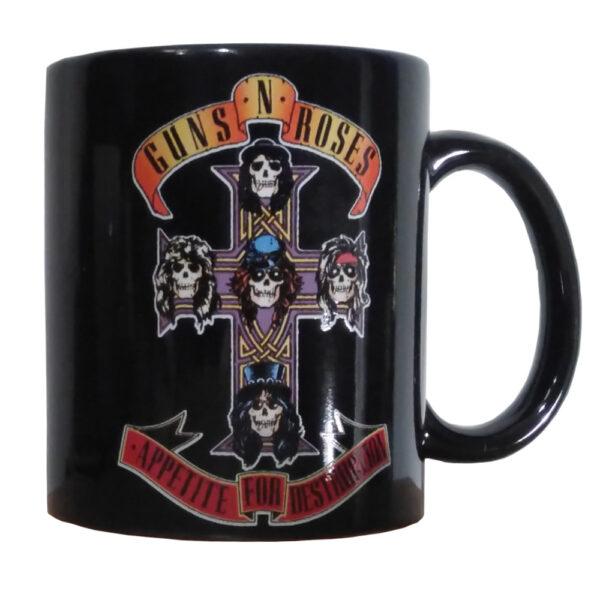 Guns N' Roses - Mugg - Appetite for Destruction