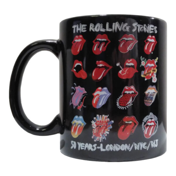 Rolling Stones - Mugg - Tongue Evolution