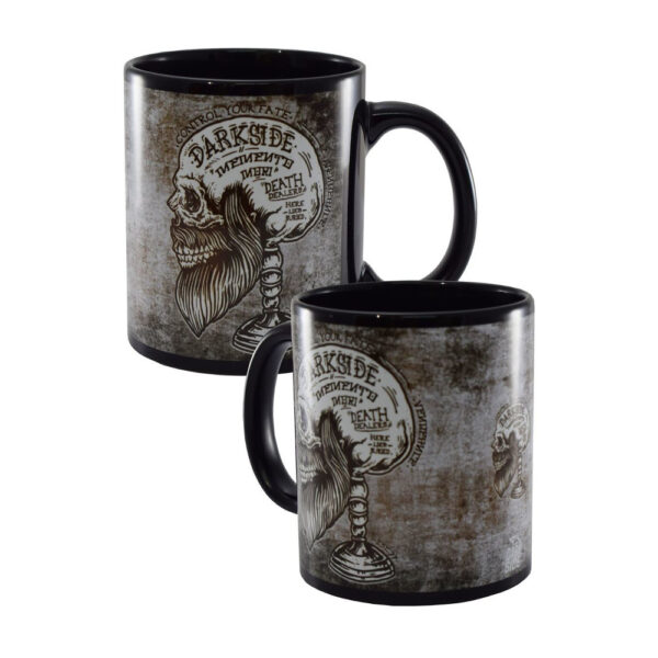 Darkside - Mugg - Memento Bearded Skull