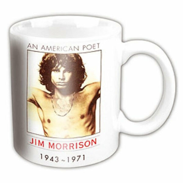 The Doors - Mugg - American Poet