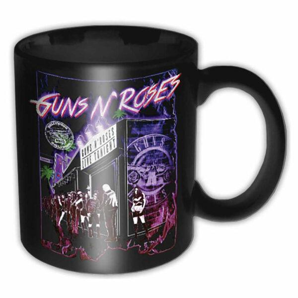 Guns N' Roses - Mugg - Sunset Boulevard