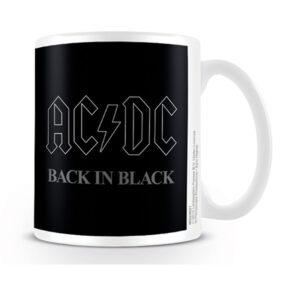 AC/DC - Mugg - Back In Black
