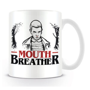 Stranger Things - Mugg - Mouth Breather