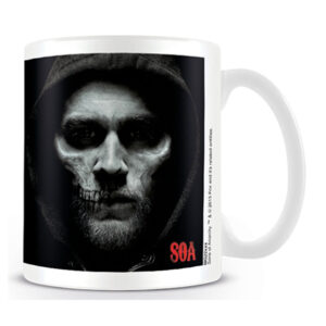 Sons of Anarchy - Mugg - Jax Skull