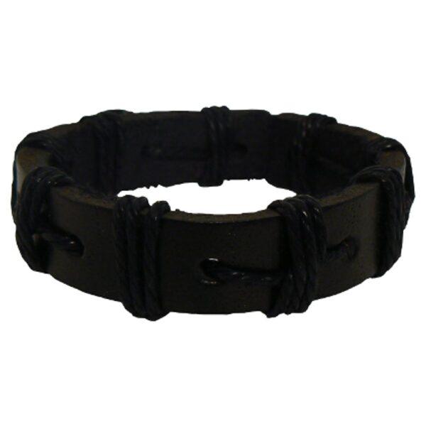 Kang Ying - Armband - Läder