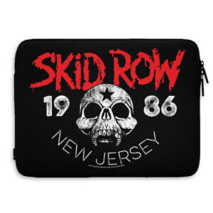 "Skid Row - Lapptopfodral 13""- New Jersey '86"