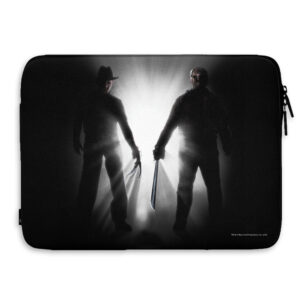 Freddy Krueger vs Jason Voorhees - Laptopfodral - 15""