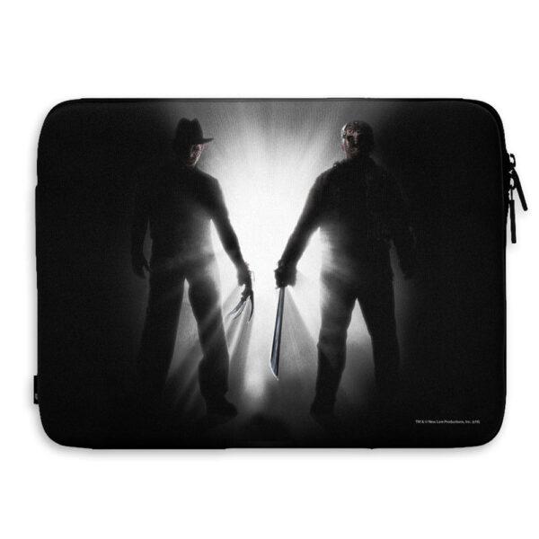 "Freddy Krueger vs Jason Voorhees - Laptoppfodral - 13"""