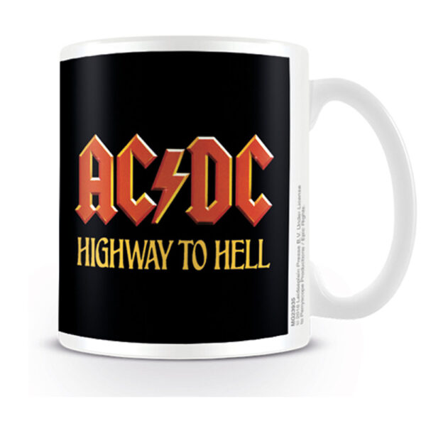 AC/DC - Mugg - Highway To Hell
