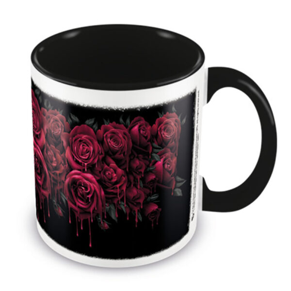 Spiral - Mugg - Blood Rose