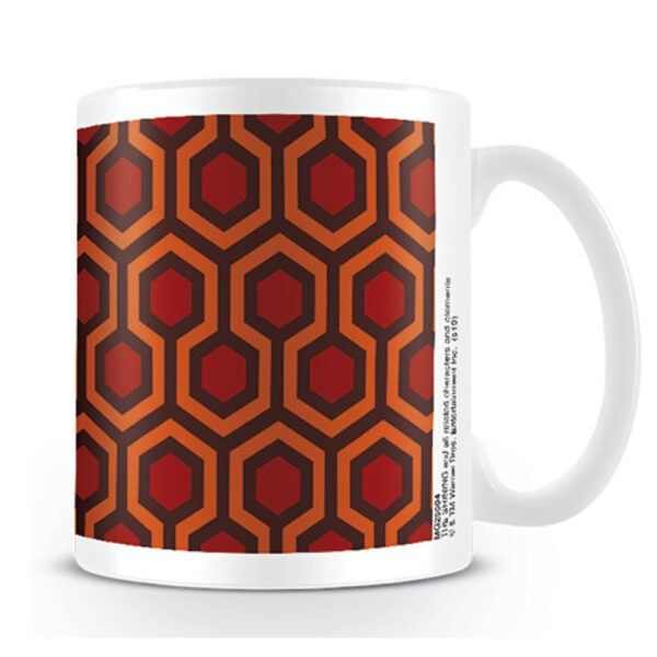 The Shining - Mugg - Overlook Hotel Carpet