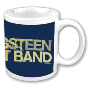 Bruce Springsteen - Mugg - Yellow Logo