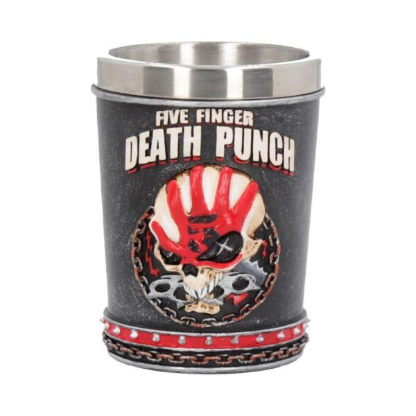 Five Finger Death Punch - Shotglas