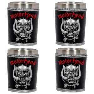 Motörhead - Shotglas - Ace of Spades Warpig - 4-Pack