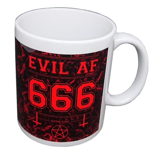 Darkside - Mugg - Evil AF 666