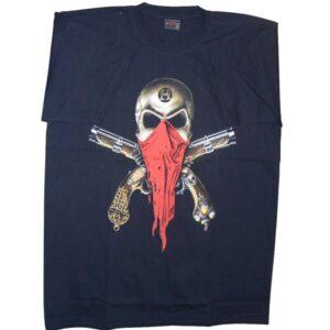 T-Shirt - Dödskalle
