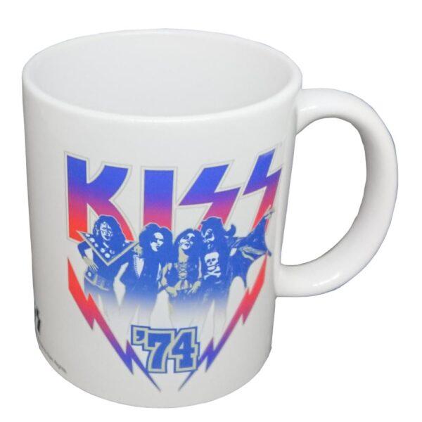 Kiss - Mugg - ´74