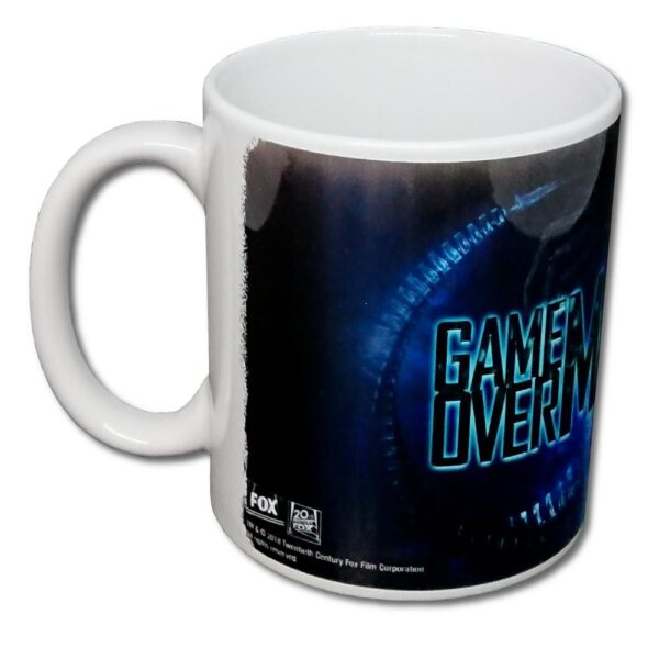Aliens - Mugg - Game Over
