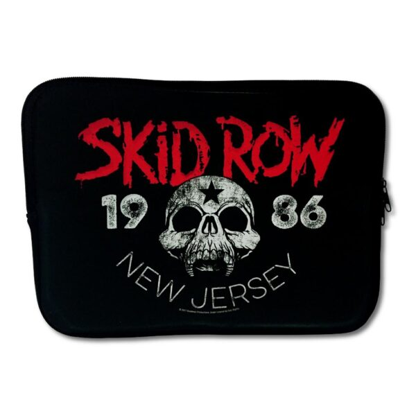 "Skid Row - Laptopfodral 13""- New Jersey '86"