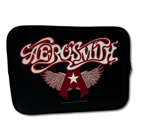 "Aerosmith - Laptopfodral 13"" - Flying A Logo"