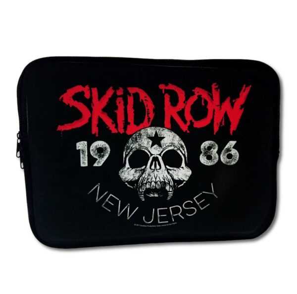 "Skid Row - Laptopfodral 15""- New Jersey '86"
