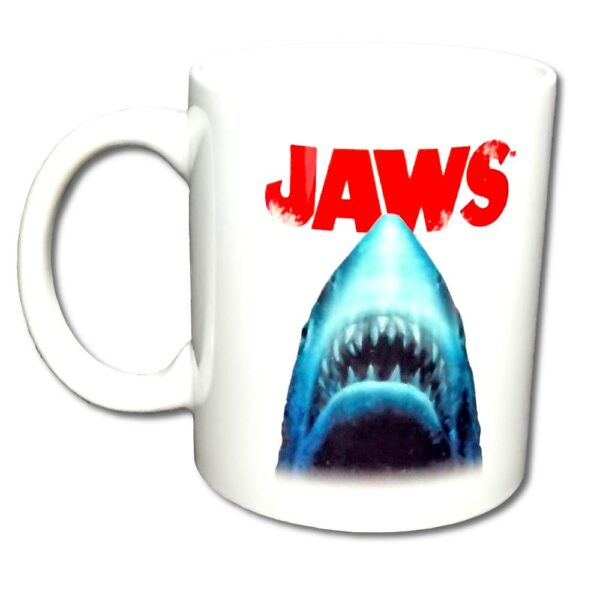 Jaws - Mugg - Shark Head