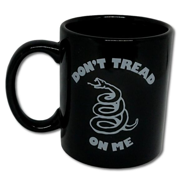 Metallica - Mugg - Don't Tread on Me