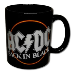 AC/DC - Mugg - Back In Black