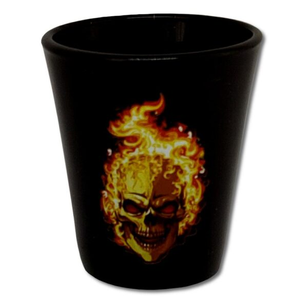 Shotglas - Dödskalle - 6-pack