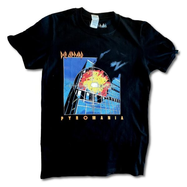 Def Leppard - T-shirt - Pyromania