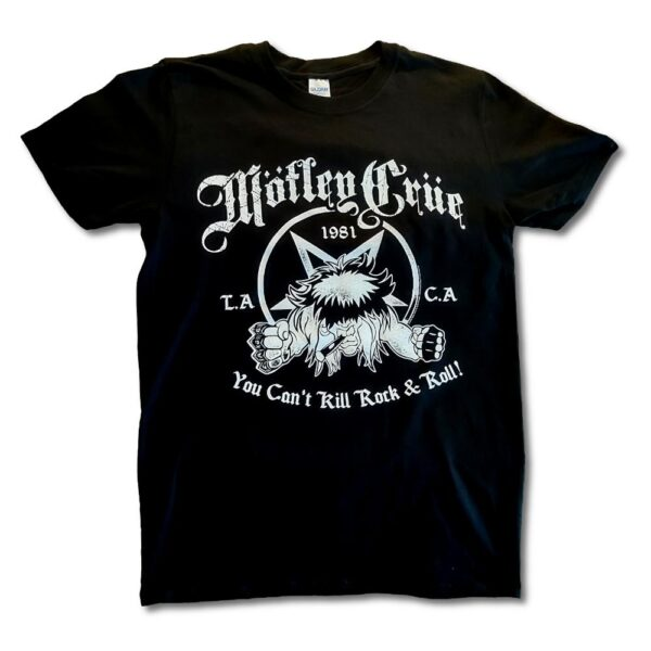 Mötley Crüe - T-shirt - You Can't Kill Rock & Roll