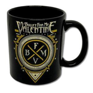 Bullet For My Valentine - Mugg - Emblem