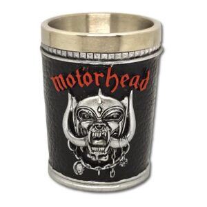 Motörhead - Shotglas - Ace of Spades Warpig
